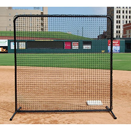 Trigon Sports ProCage 'Black Series' Fungo Screen Replacement Net 7'x7'
