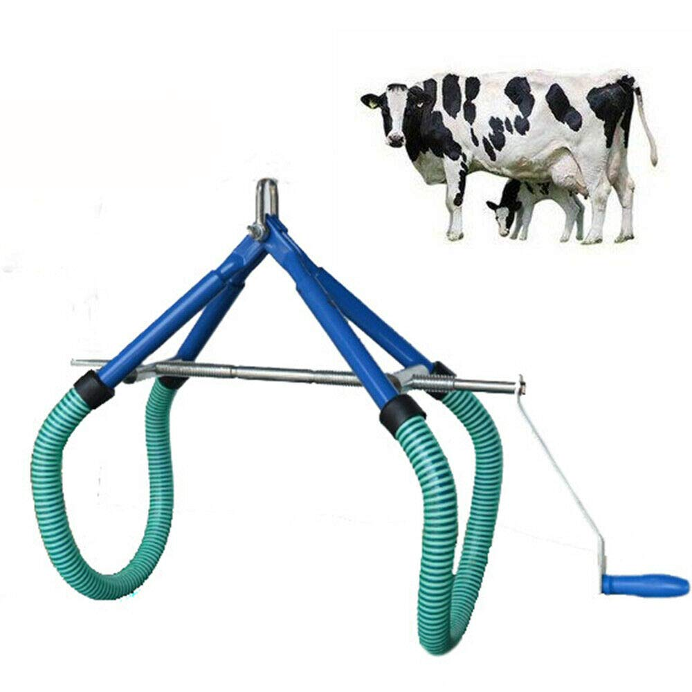 TFCFL Multifunctional Cow Hip Lift OB Calving Milking Birthing Lame Cow 1000KG Cow Lifting Aparate Chain Lift by TFCFL