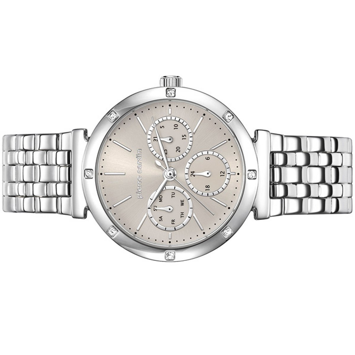 Pierre Carin Montreuil Femme Steel Women s watch PC107882 °F04   Amazon.co.uk  Watches 7836ae7829