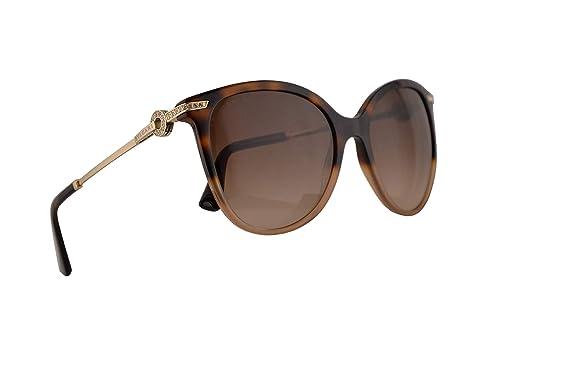 Amazon.com: Bvlgari BV8201-B - Gafas de sol para Havana ...