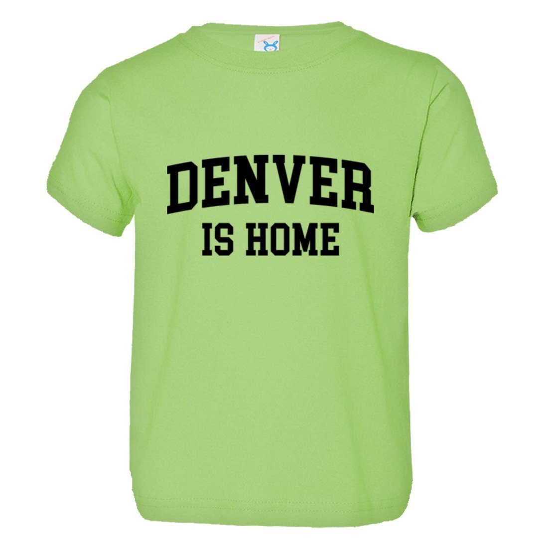 Toddler Denver Colorado CO is Home Born in from HQ Tee Shirt