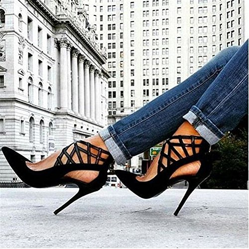Heel High Lovely Zipper Peep Prom Sandals Party Ladies sandal Evening Women's Rabbit Toe Sandals style women rYw0qAr
