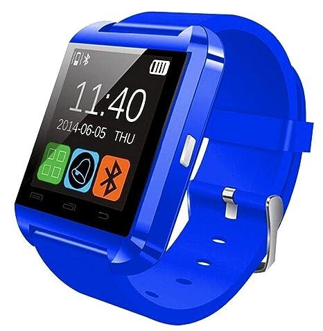 Amazon.com: Hype Smart Watch para niños azul: Electronics