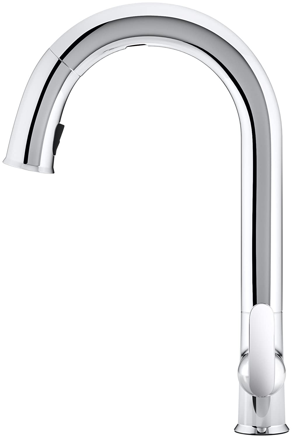 Kohler K-72218-VS Sensate Touchless Kitchen Faucet, Vibrant ...