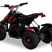 Actionbikes Motors Mini Kinder Elektro Quad ATV Cobra 800