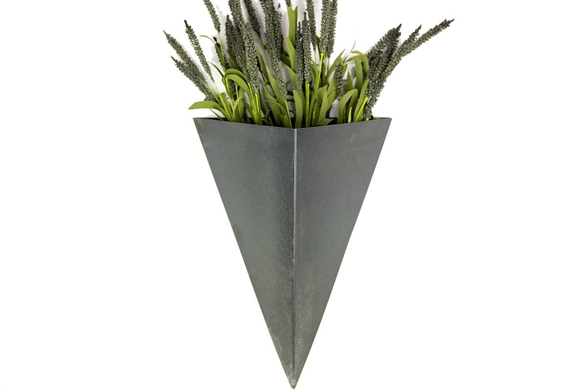 Metal Wall Planter Hanging Vase (1, Large)