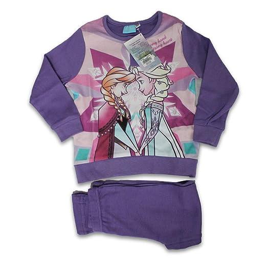 Russo Tessuti - Pijama Largo de algodón para bebé, diseño de Elsa ...