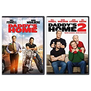 Daddy's Home: Complete Movies 1 & 2 Double Feature DVD Collection