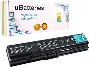 UBatteries Compatible 6 Cell 10.8V 48Whr Battery Replacement for Toshiba Satellite A200 A205 A210 A215 A300 A305 A350 A500 A505 A505D L300 L305 L450 L455 L500 L505 L550 L555 M200 M205 Series