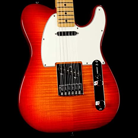 Fender Limited Edition Standard Telecaster Plus Top MN Aged Cherry ...