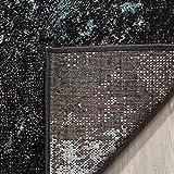 Safavieh Glacier Collection GLA124B Modern Abstract