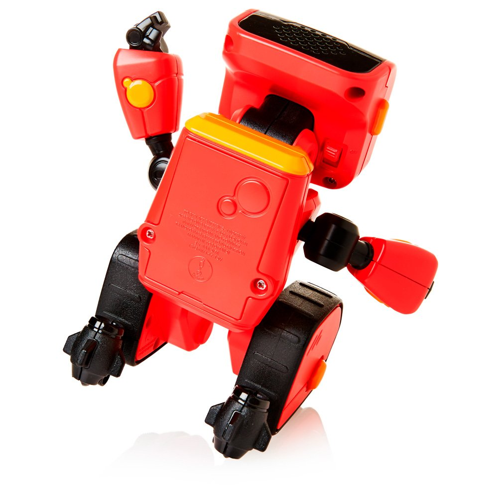 WowWee Elmoji Junior Coding Robot Toy, Red by WowWee (Image #6)