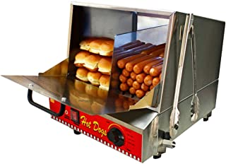 product image for Paragon Classic Hot Dog Hut Steamer Merchandiser for Professional Concessionaires Requiring Commercial Quality & Construction