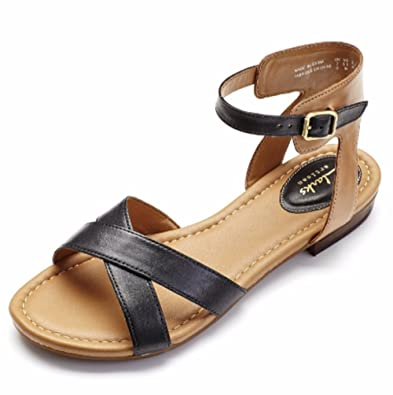 3d7de4cd71fa Clarks Viveca Zeal Leather Strappy Sandal Wide Fit (UK 8 E