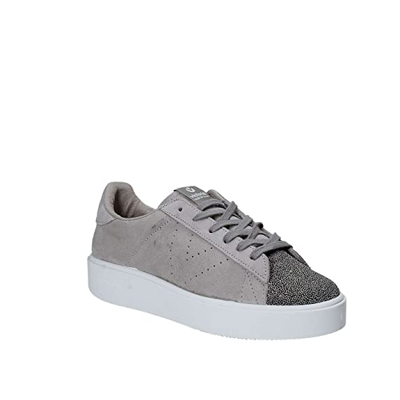 27040ff4ccb3 Victoria Women Shoes Sneakers with Platform 260120 Gray  Amazon.co.uk  Shoes    Bags