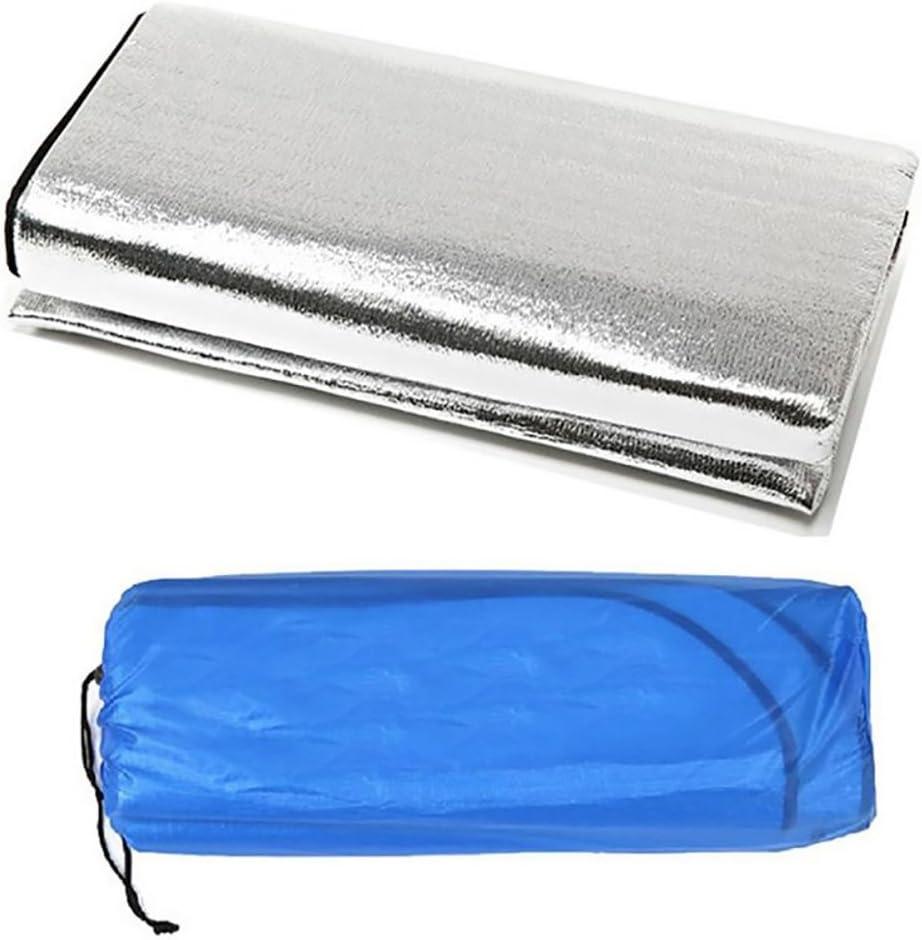 200 x 20 HshDUti Portable Waterproof Outdoor Camping Picnic Moisture-proof Crawling Mat Tent Pad