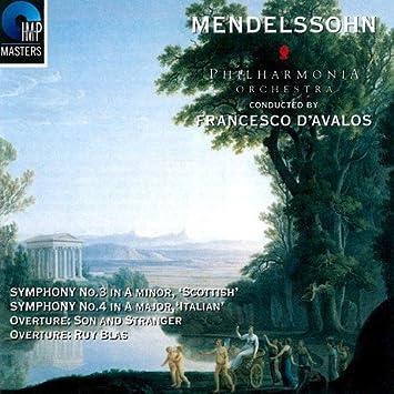 Mendelssohn;Syms.3 + 4