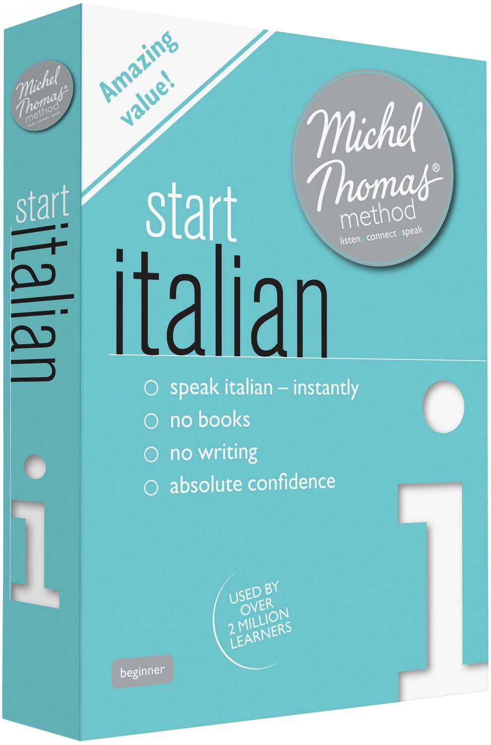 Start Italian (Learn Italian with the Michel Thomas Method): Amazon ...