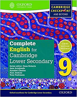 Buy Complete English for Cambridge Sec 1 SB 9 (Cambridge
