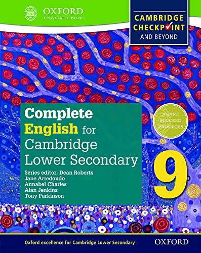Complete English for Cambridge Lower Secondary Student Book 9: For Cambridge Checkpoint and beyond (CIE Checkpoint)