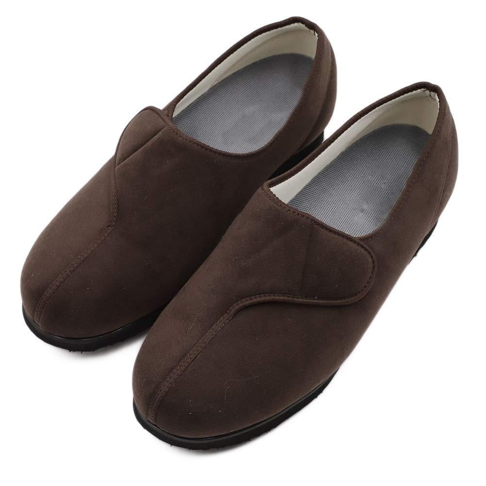 Women Diabetic Slippers Memory Foam Lightweight Edema Shoes for Swollen Feet