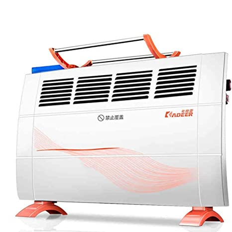 Calentador YNN Estufa eléctrica de la calefacción del Cuarto de baño eléctrico del hogar Estante de