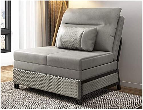 LLNN Convertible Chair Dual-Purpose Telescopic Folding Sofa Bed