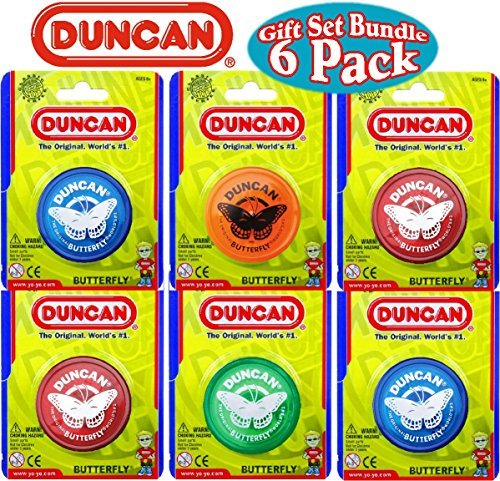 10 Best Pack Set Of Duncan Yoyos