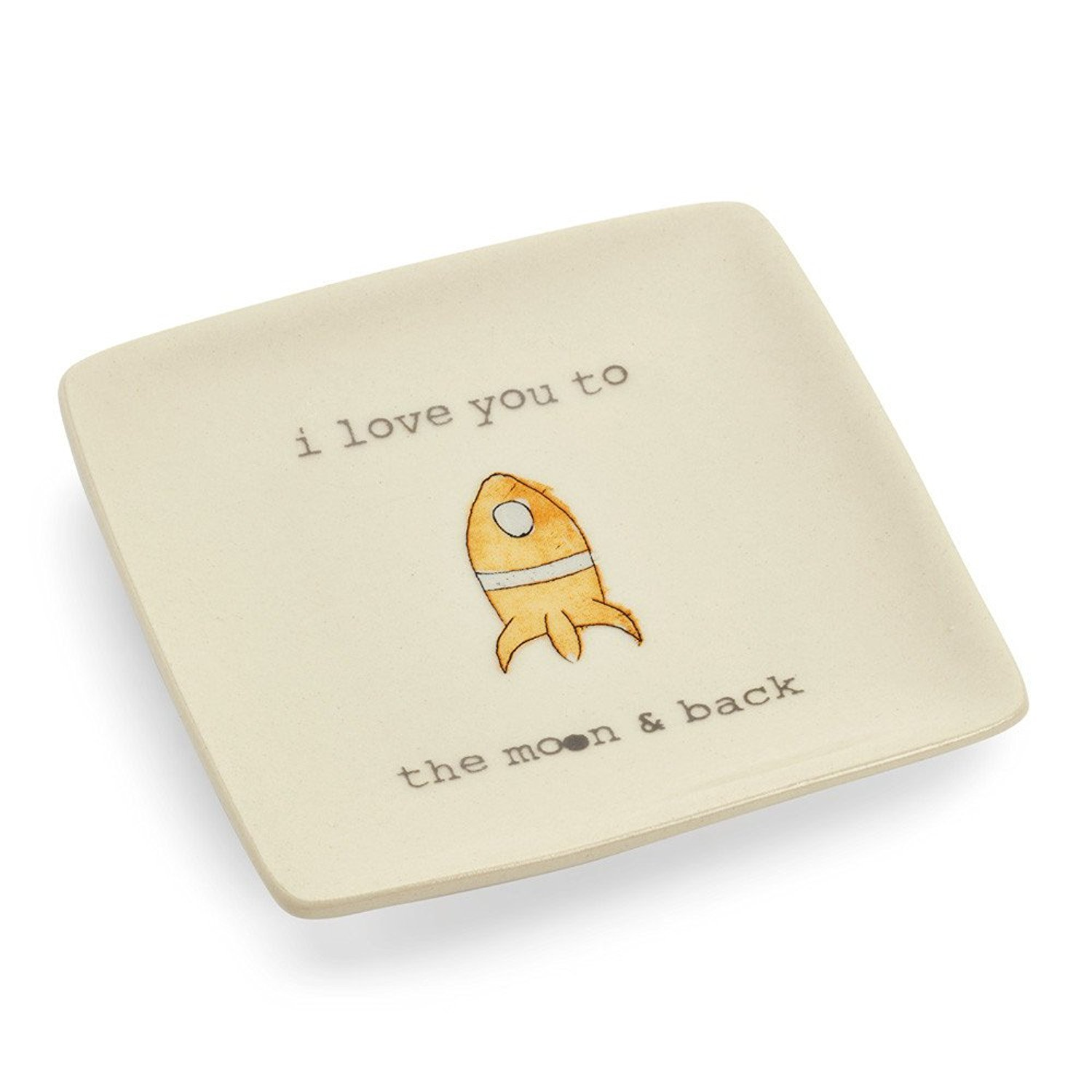 I Love You to The Moon and Back Ring Dish General gn16accco113
