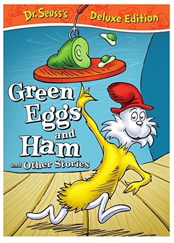 Dr. Seuss's Green Eggs and Ham and Other Stories DVD