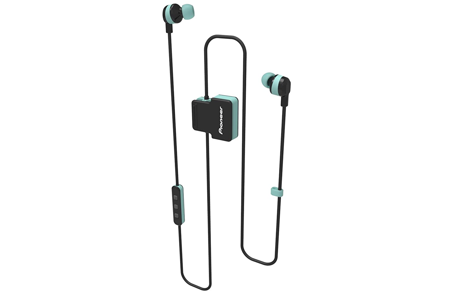 b441e71ba65 Pioneer SE-CL5BT-GR Wireless Bluetooth Earphones: Amazon.co.uk: Electronics