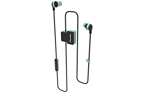Pioneer SE-CL5BT-GR - Auricular Deportivo (Bluetooth, micrófono Integrado) Color
