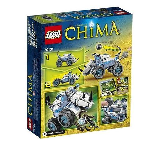 LEGO Legends of Chima - El cazador arácnido de Sparratus (70130): Amazon.es: Juguetes y juegos