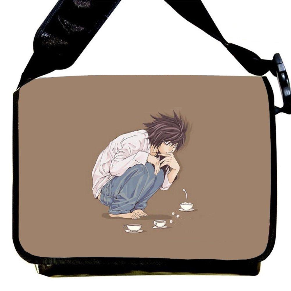 YOYOSHome ® Death Noteアニメ漫画サッチェルメッセンジャーバッグショルダーバッグ   B00UPW8V2C