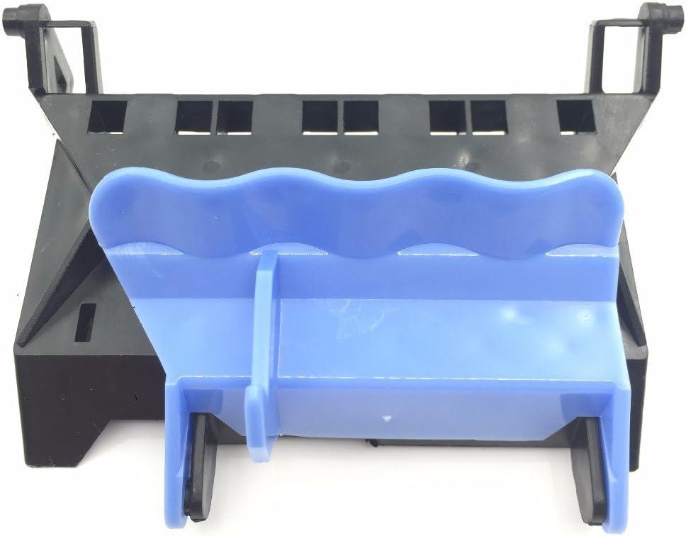 Cabezal de impresión Transporte Asamblea cubierta para HP ...