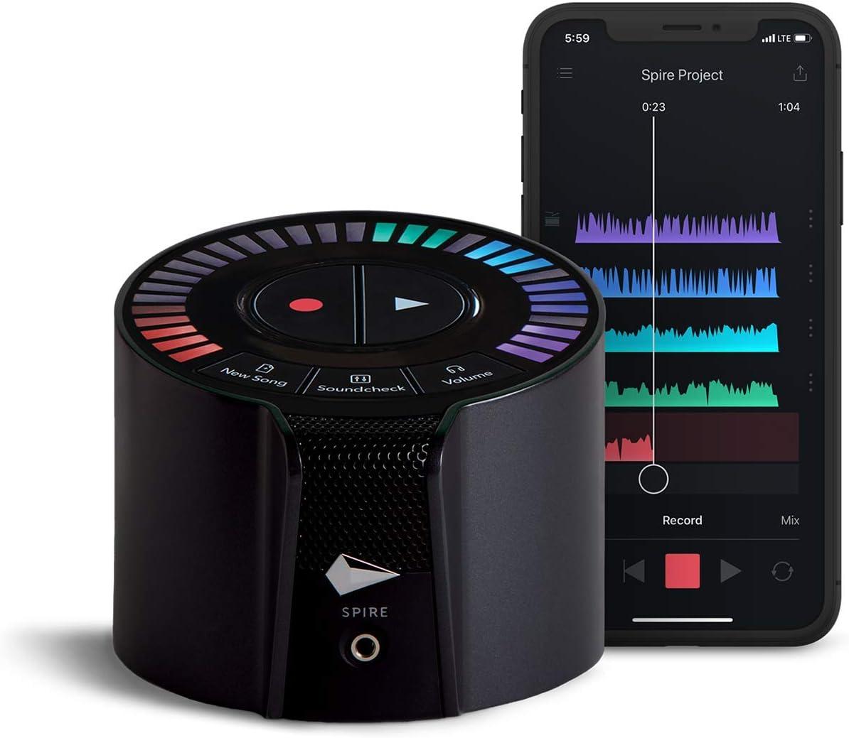 Amazon.com: iZotope Spire Studio Portable Recorder: Musical ...