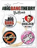 Ata-Boy The Big Bang Theory Set of 4