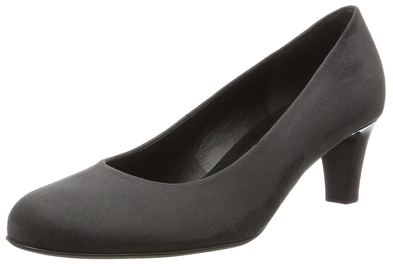 Gabor Shoes Gabor Basic, Zapatos de Tacón para Mujer 42 EU Gris (39 Anthrazit)