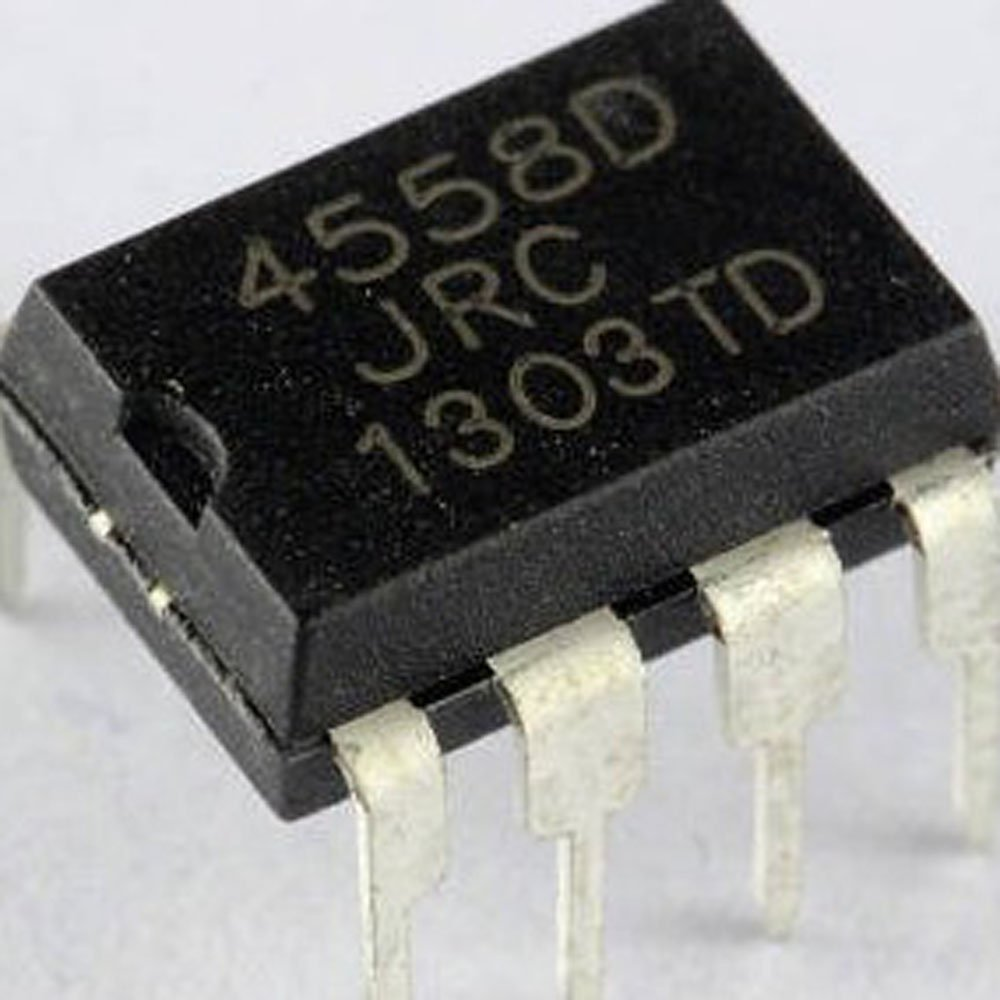 10pcs Jrc4558d Njm4558d Jrc 4558 4558d Dip8 Opamp Op Amps Chip Ic Circuit Quality Buy Integrated Suppliers Amp Industrial Scientific