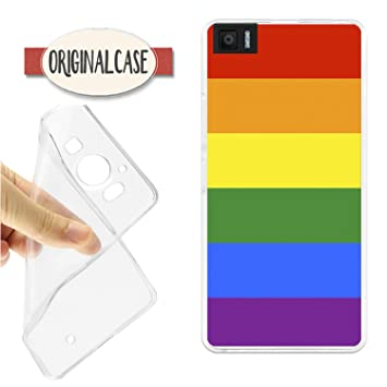 Funda Carcasa Bandera Gay Multicolor Homosexual K206 BQ M5.5 ...