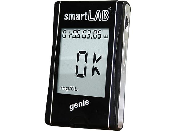 Monitor de glucosa Smart LAB Genie