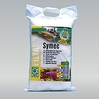 JBL Symec Ouate filtrante 100g, Ouate filtrante pour filtre d'aquarium contre toutes les turbidités de l'eau