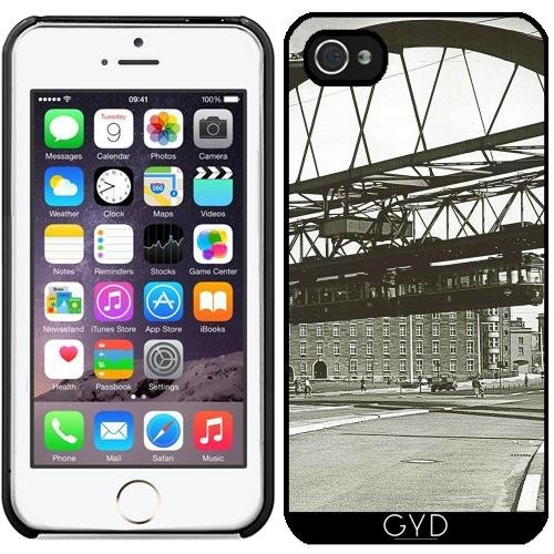 Coque pour Iphone 5/5S - Wuppertal Millésime by Christine aka stine1