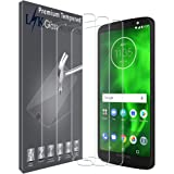 LK Screen Protector for [3 Pack] Moto G6,Tempered Glass [Lifetime Replacements Warranty] Screen Protector for Motorola Moto G6