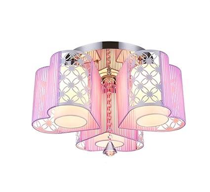 Lámpara de techo ZHANGRONG románticas Luces de Techo LED de ...