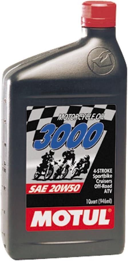 Motul 3000 4t 20w 50 Motoröl 1 Liter 1000ml Auto