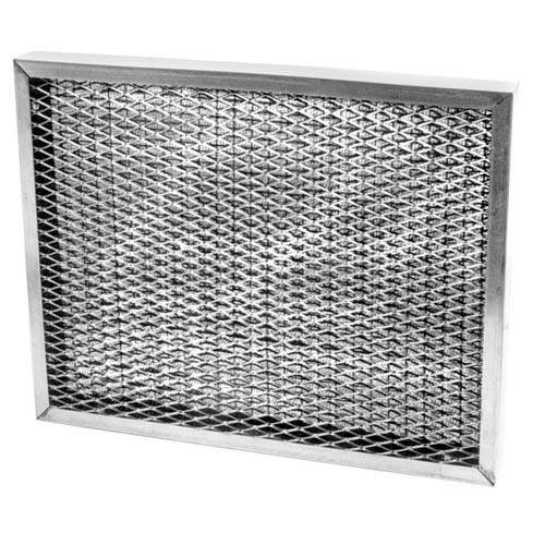 Generic 261751 Mesh-Type Grease Filter Aluminum 16'' X 25'' X 2'' For Commercial Kitchens