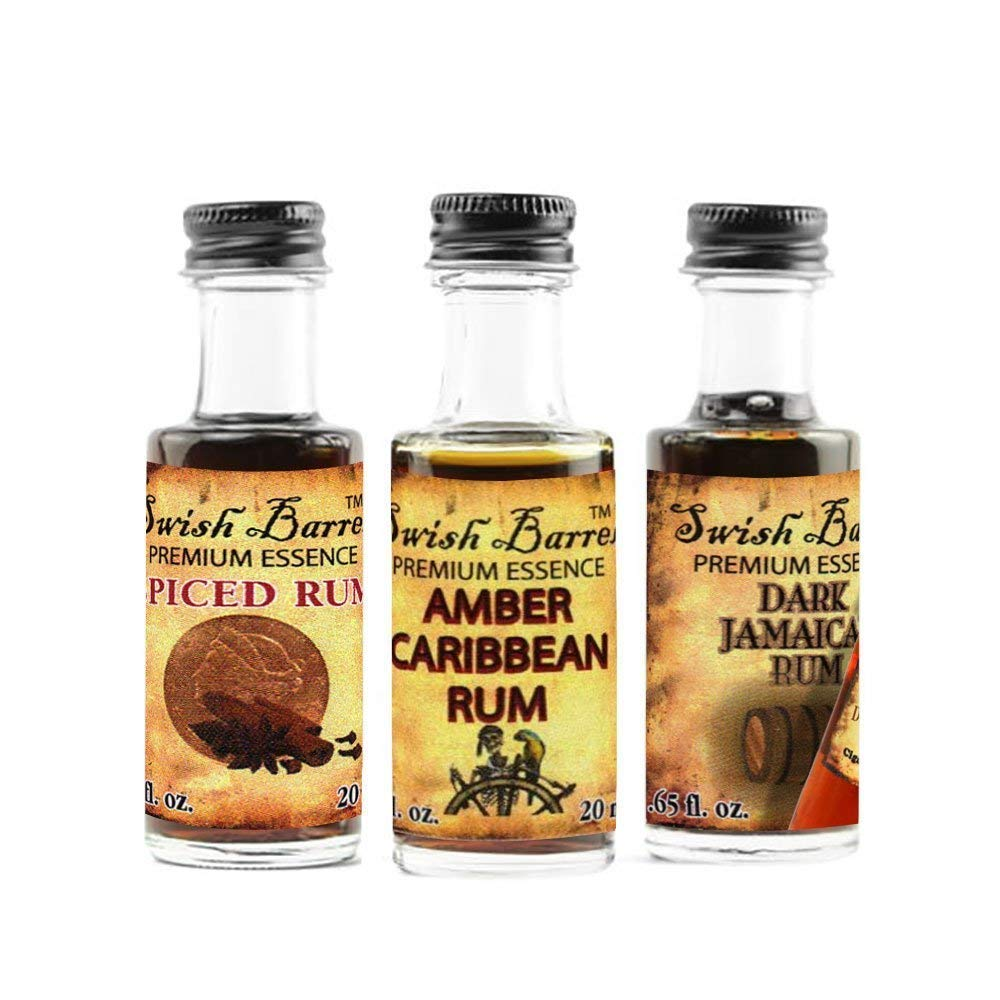 The Barrel Connoisseur Rum Making Kit (1 Liter) by THOUSAND OAKS BARREL (Image #1)
