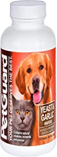 product image for PetGuard Yeast Garlic Wafer 160 Tablets