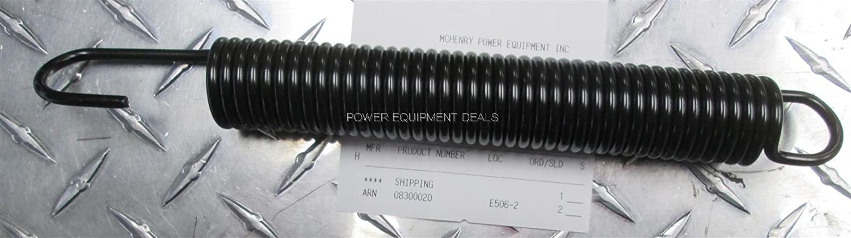 Genuine OEM Ariens Gravely Zoom XL Zero Turn Mower Extension Spring 08300020